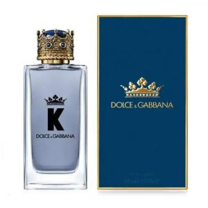 K by Dolce & Gabbana, 3.4 oz EDT Spray for Men
