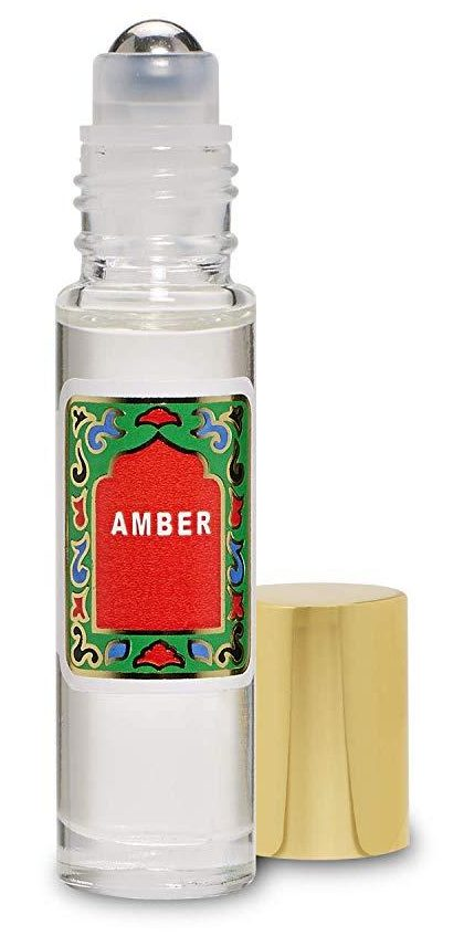 Amber Perfume Oil – Amber White by Nemat Fragrances