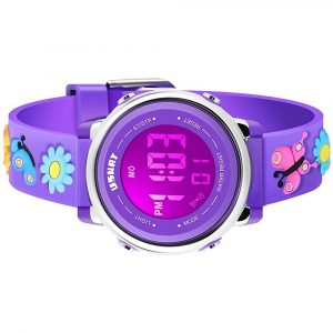 Digital Child Wristwatch For Boy Girl
