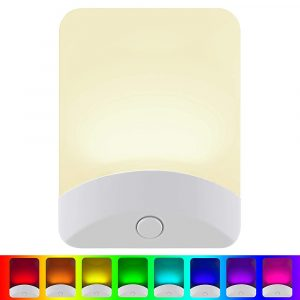 GE Color-Changing LED Night Light