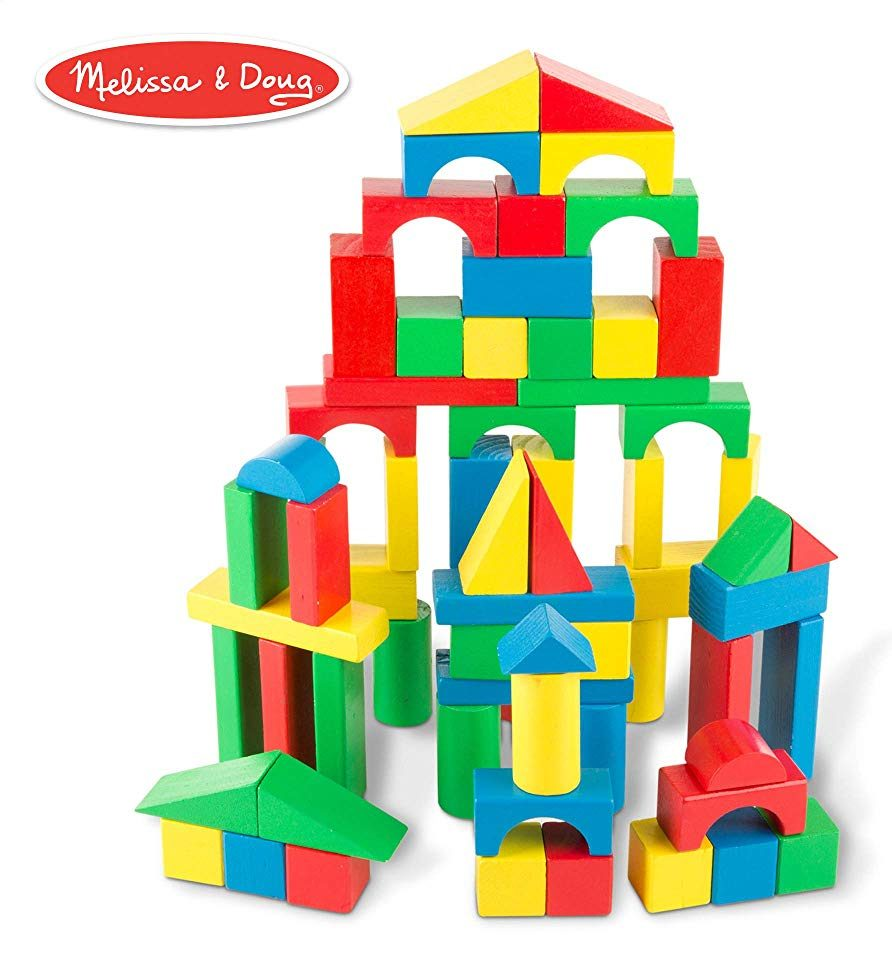 Best Wooden: Melissa and Doug Standard Unit