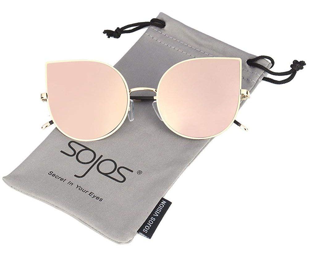 SOJOS Brand Designer Sunglasses Fashion
