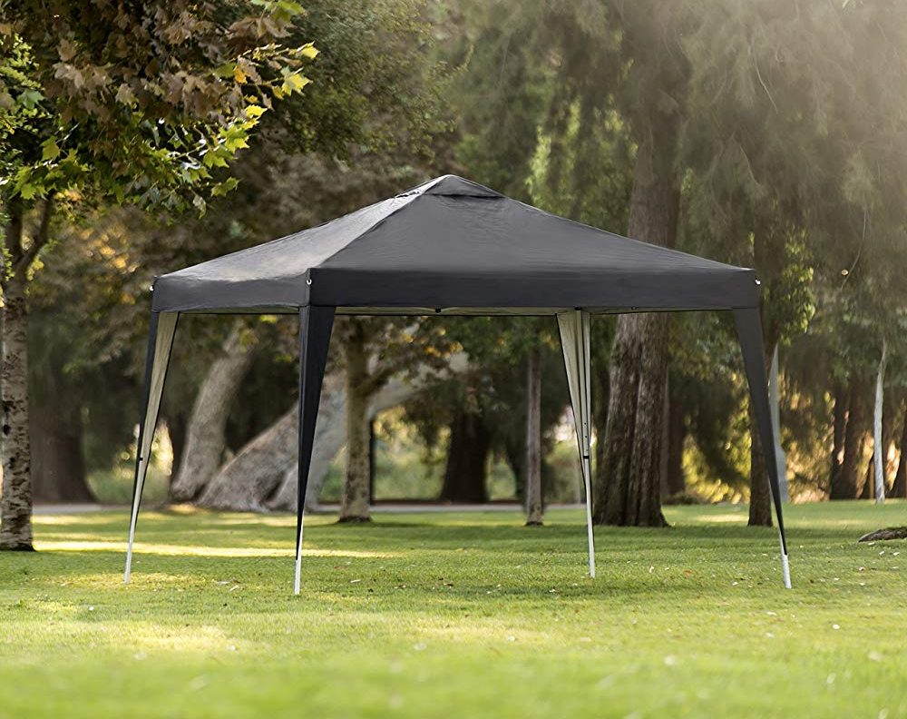 Best Choice Products 10x10ft Pop Up Canopy – Black