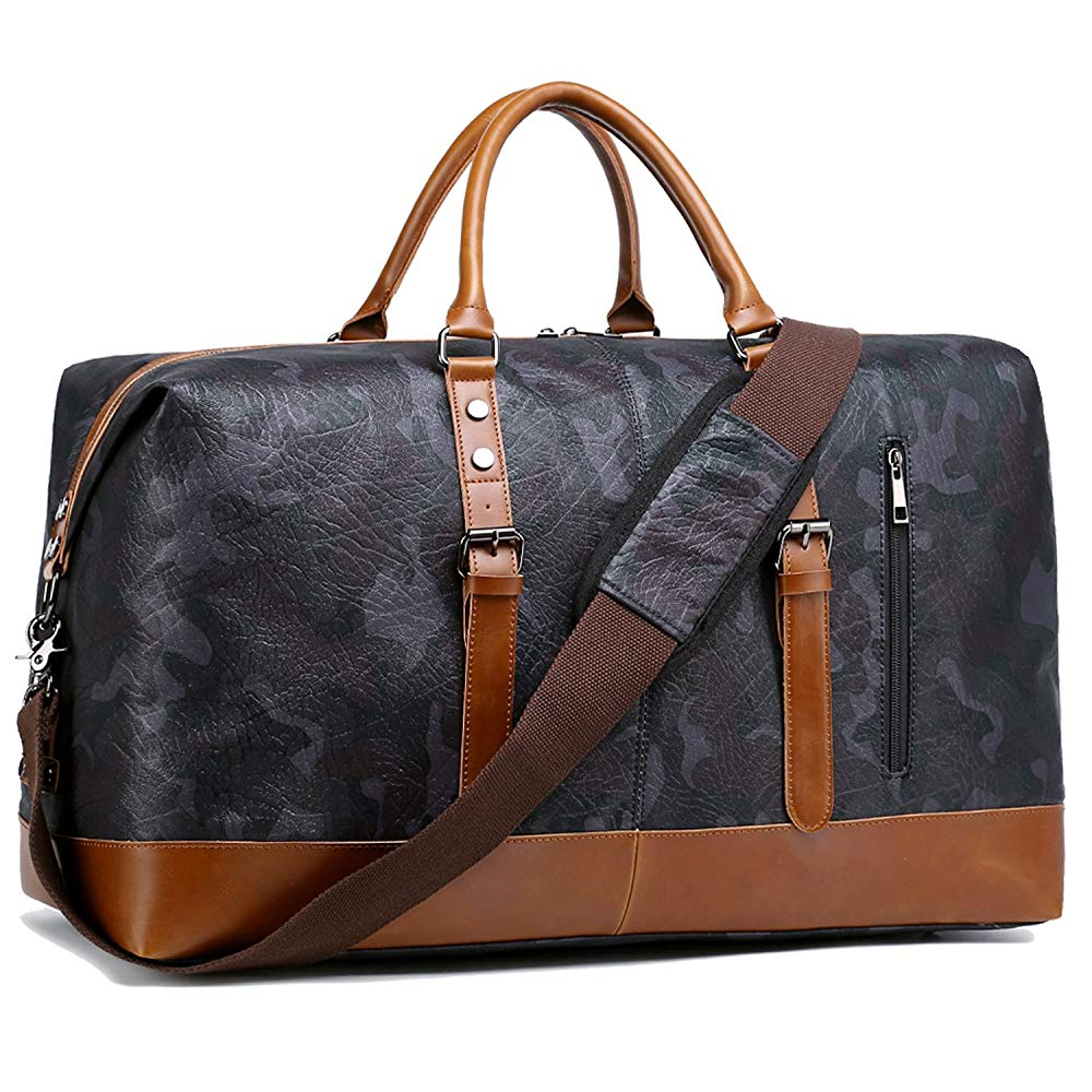 BLUBOON Weekender Overnight Bag Travel