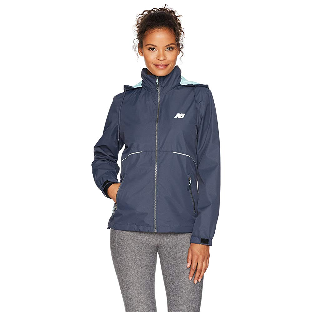 New Balance – Outdoors Hidden Hood Jacket