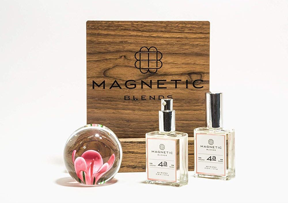 Magnetic Blends 4a Luxury Pheromone Perfume For Women