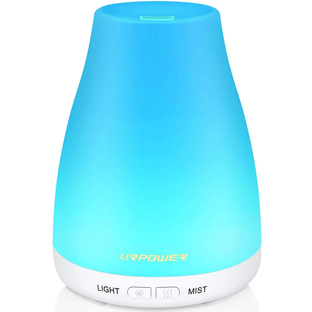 URPOWER 2nd Version Essential Oil Diffuser Aroma Essential Oil