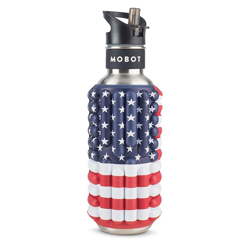 Grace 27oz MOBOT Foam Roller Water Bottle
