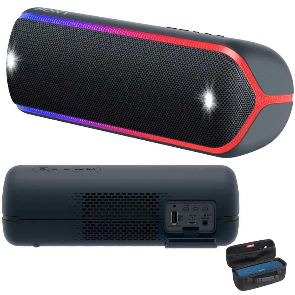 RUNNER UP Sony SRS-XB32 Extra Bass Waterproof Bluetooth Speaker
