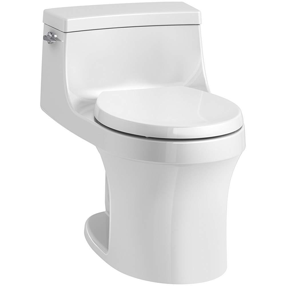 Touch-Free Toilet: San Souci by Kohler