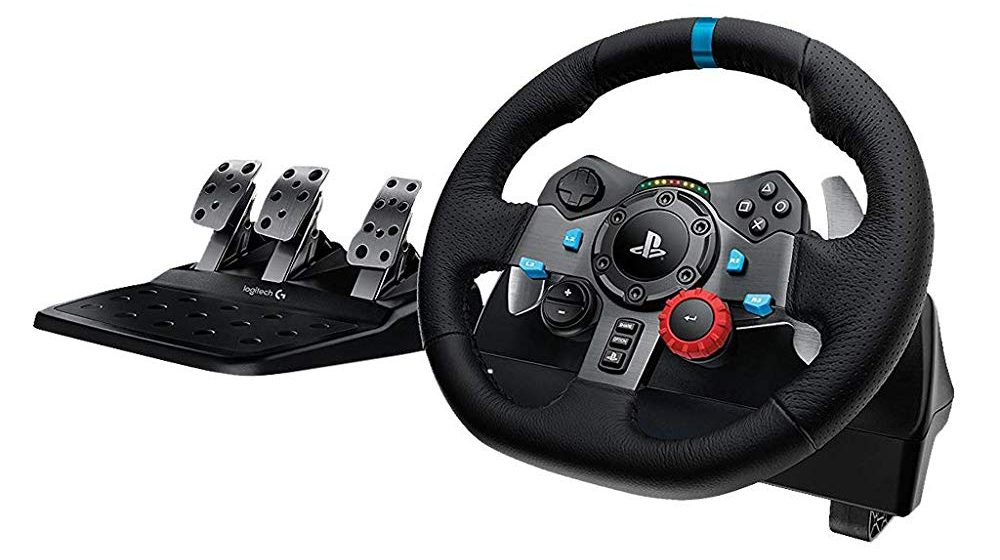 Logitech Dual-Motor G29 Racing Wheel