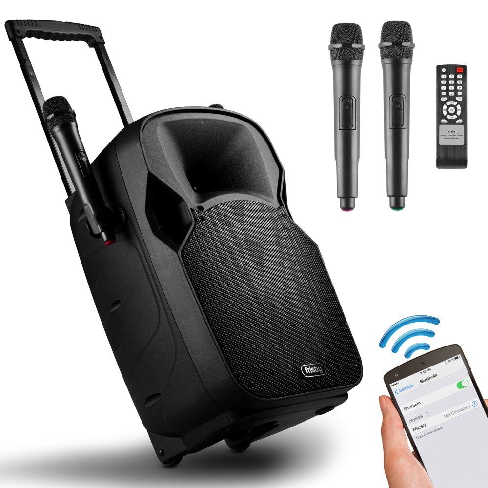 Frisby FS-4055PA Portable Karaoke System