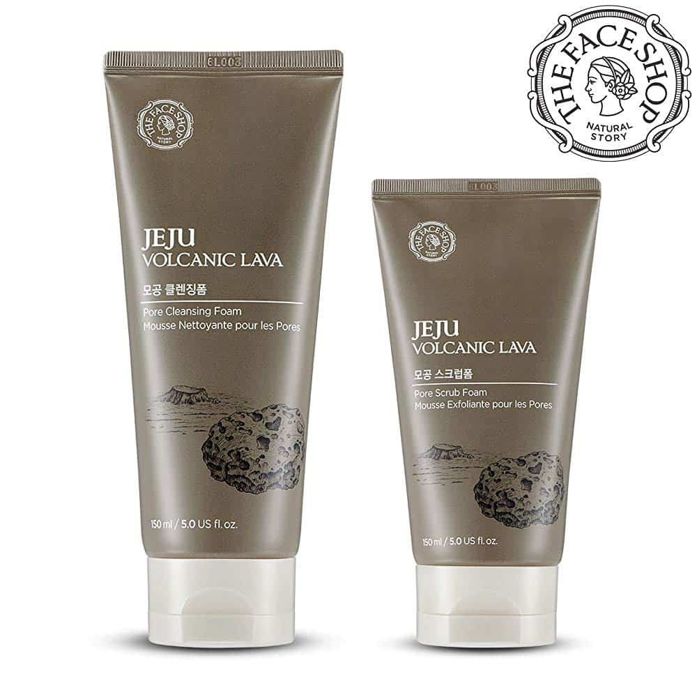 A Pore-Cleansing Face Scrub