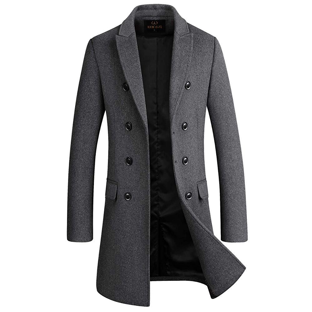 The Overcoat/ Wool Overcoat