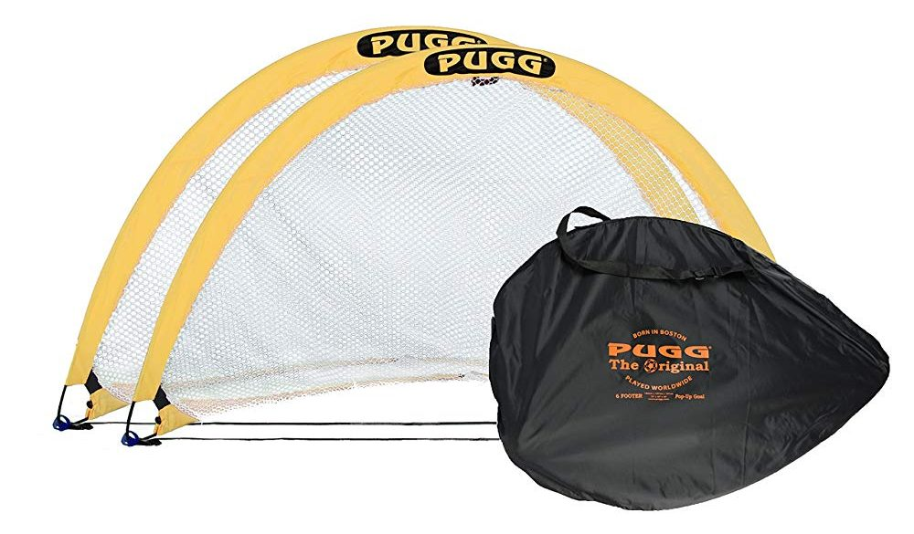Pugg Pop-Up Soccer Goals