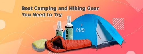Best Camping and Hiking Gear You Need to Try