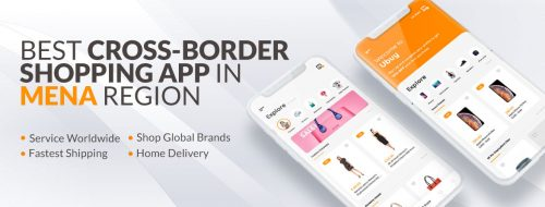 The Best International Shopping App in the MENA Region