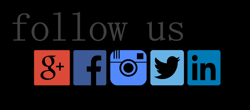 Follow The Specific Retailers On Social Media