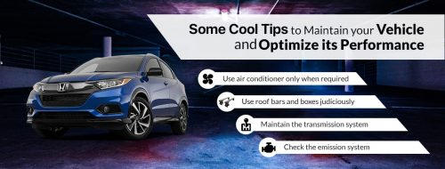 Some Cool Tips to Maintain your Vehicle and Optimize its Performance
