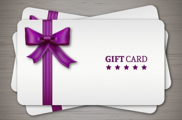 Collect a Lot of Gift Cards