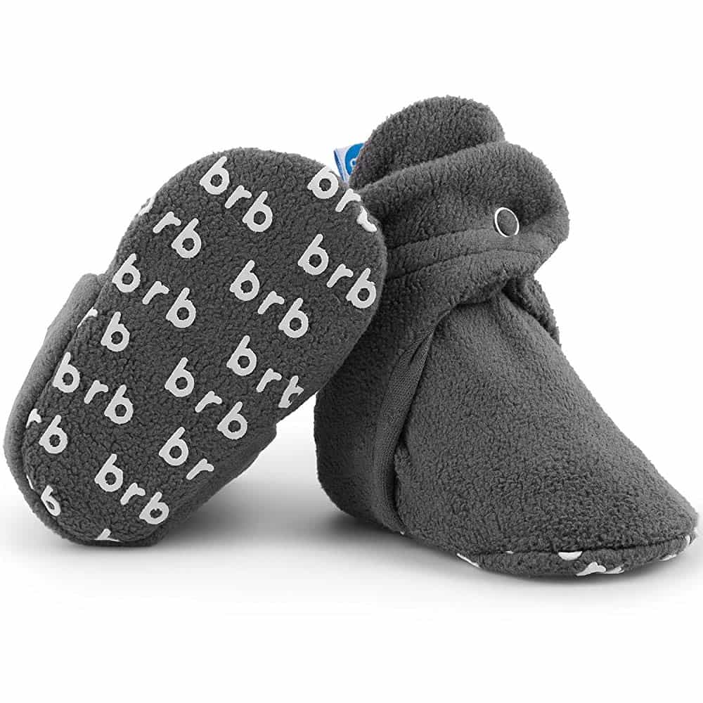 Newborn Cozie Fleece Bootie