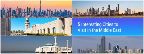 5 Interesting Cities to Visit in The Middle East