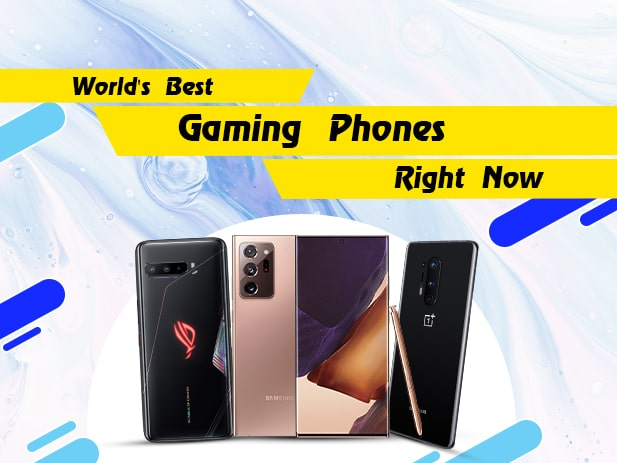 The World's 10 Best Gaming Phones in 2020