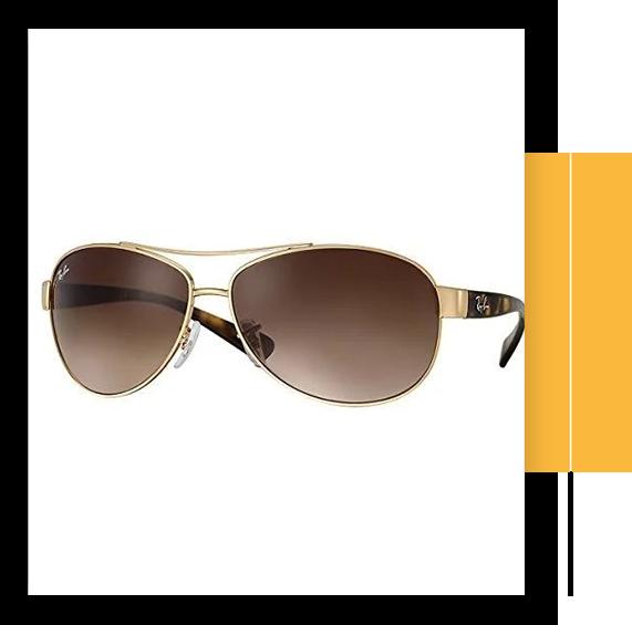 Women's RB3386 Aviator Sunglasses