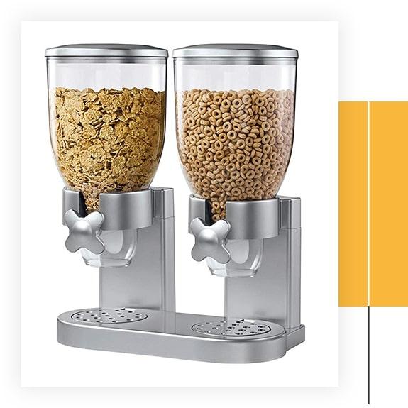 Zevro Indispensable Dry Food Dispenser