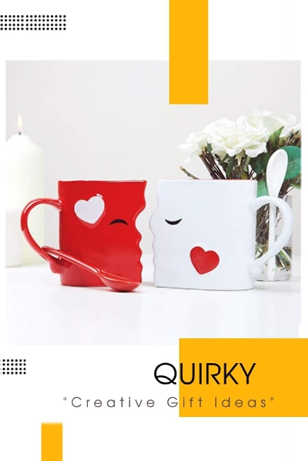 Some Quirky Gifts Items to Surprise Your Beloved