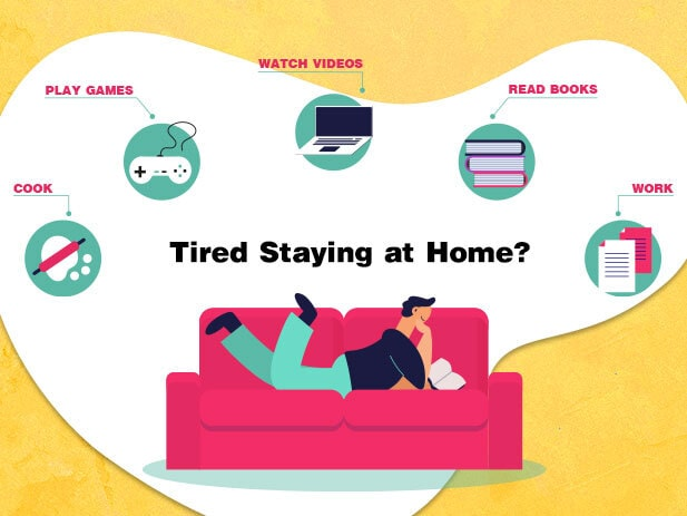 10 Productive Ways to Spend Time at Home