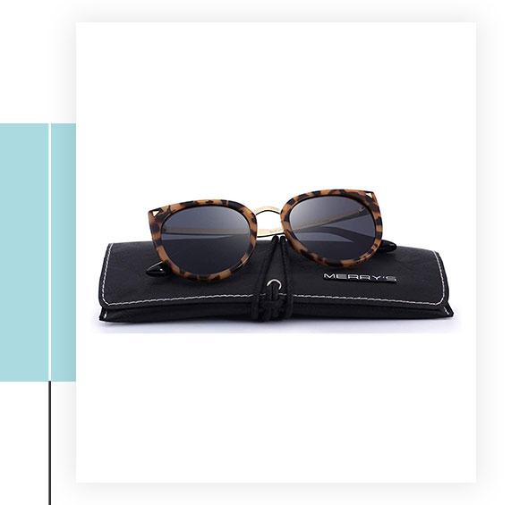 MERRY'S Cat Eye Sunglasses