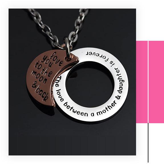 LParkin The Love Necklace