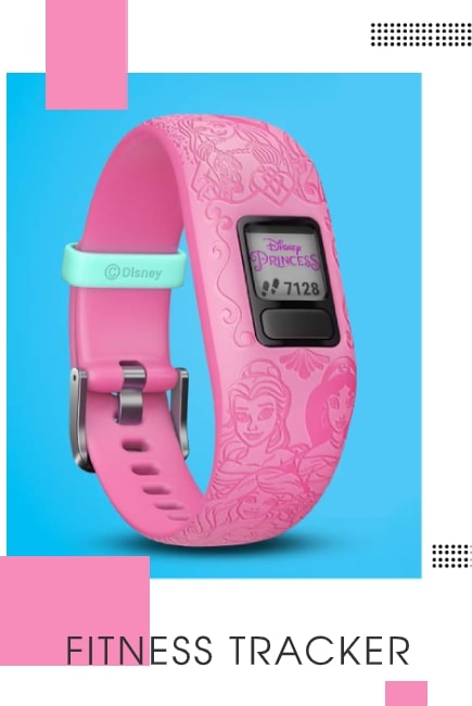Cool Fitness Trackers Help Girls To Stay Fit