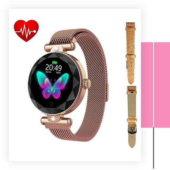 ZGPAX Fitness Tracker Smart Watch