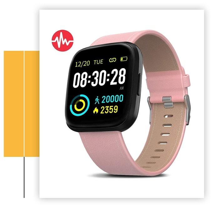 MorePro Waterproof Smartwatch