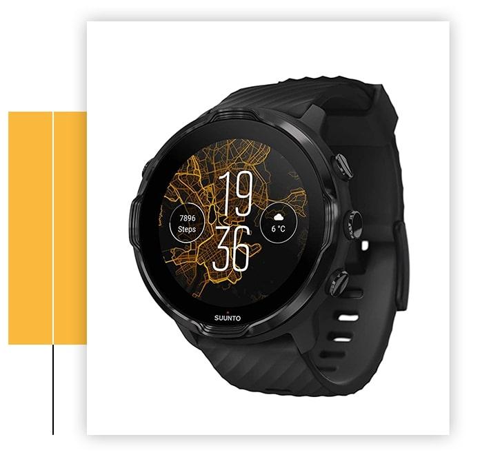 Suunto 7 GPS Sports Smartwatch
