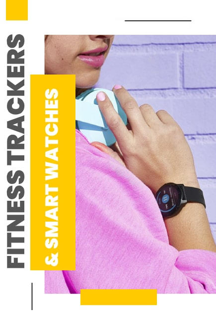 Discover Your Perfect Fitness Tracker & Smartwatch to Stay Fit