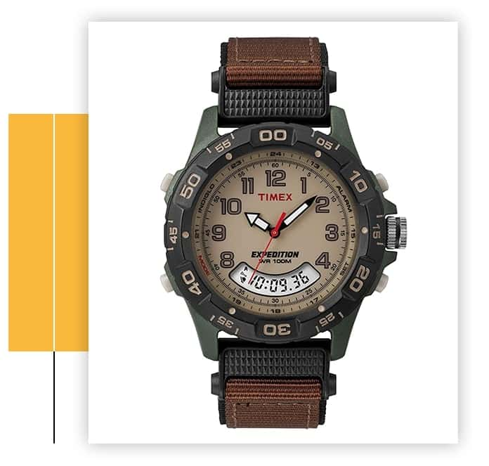 Timex Men's Expedition Trail Chronograph Watch