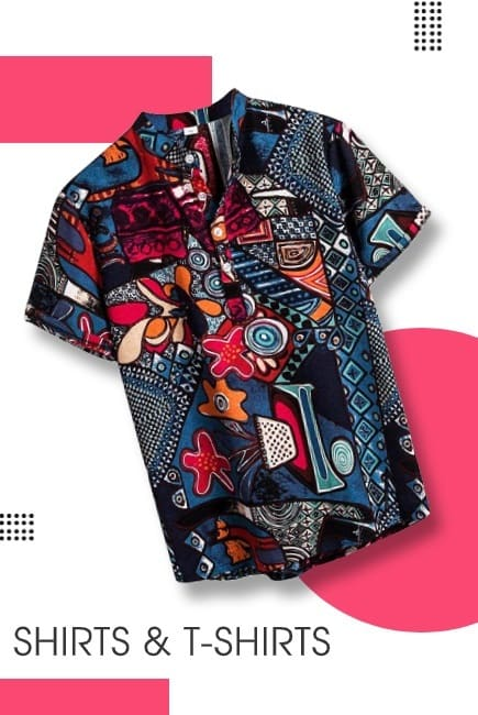 A Great Shirt or T-shirt Can Amplify Your Glamour Quotient