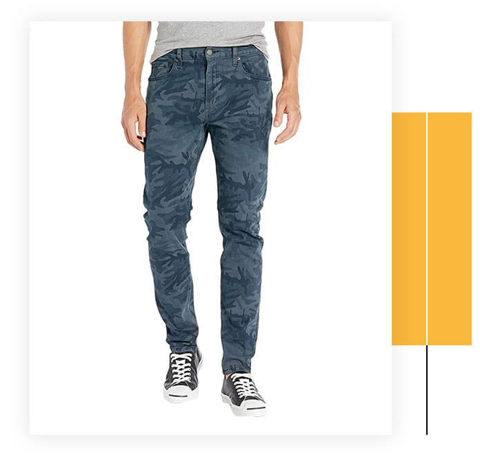 Levi's 512 Slim Taper Fit Men's Jeans