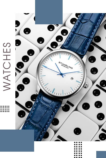 A Good Watch Accentuates Timeless Style with Elegance