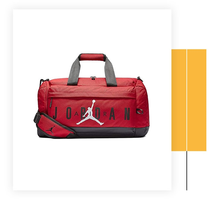 Nike Air Jordan Velocity Duffle Bag