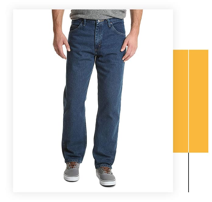 Wrangler Authentics Men's Relaxed Fit Jeans