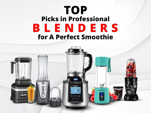 Top 10 Professional Blenders to Buy in 2020