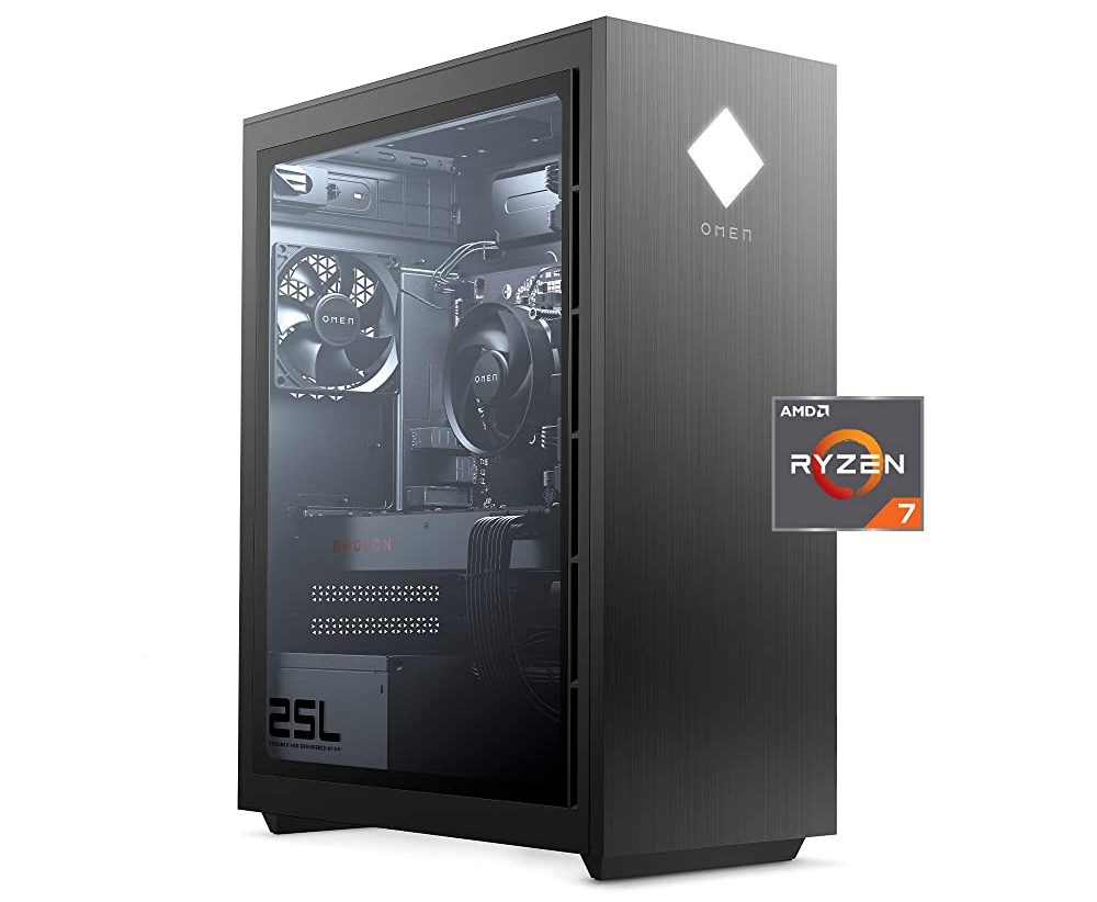OMEN 25L Gaming Desktop PC