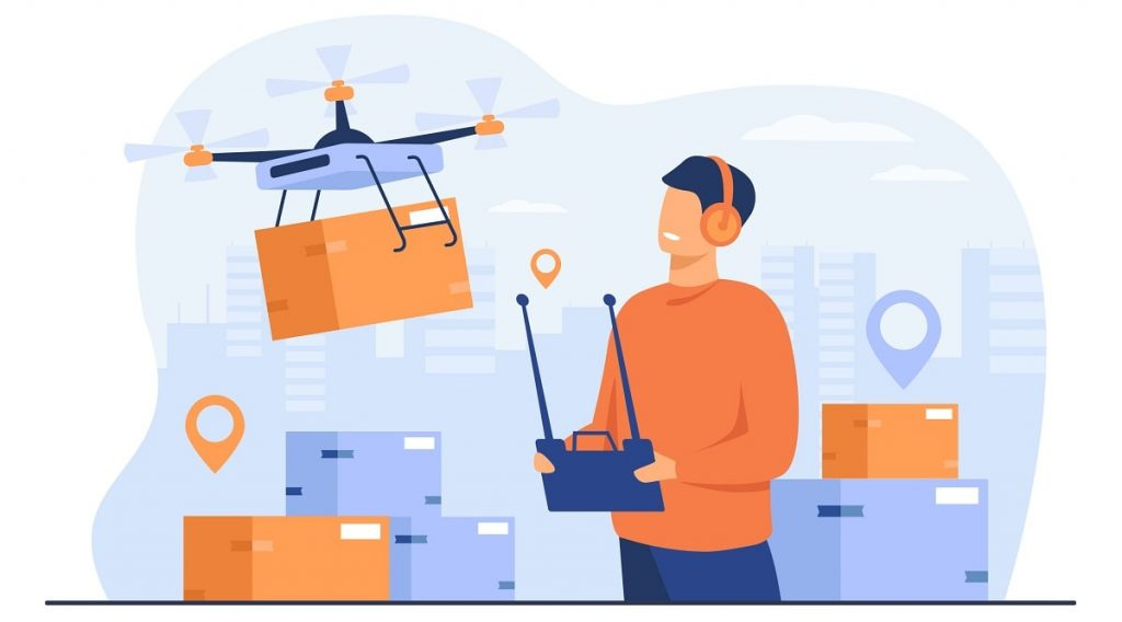 Drone Delivery and Other Innovative Systems