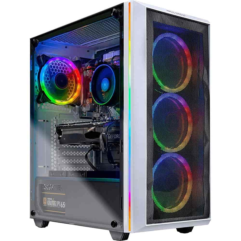 Skytech Chronos Gaming PC Desktop