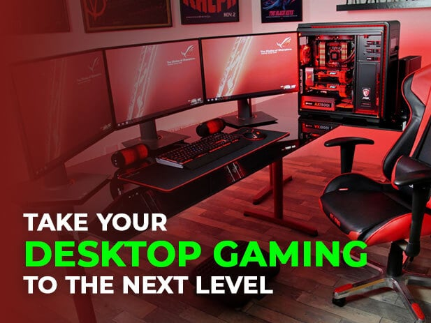 Top 10 Best Gaming Desktops on Ubuy