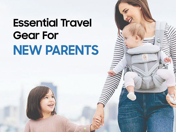 10 Must-Have Travel Items For New Parents